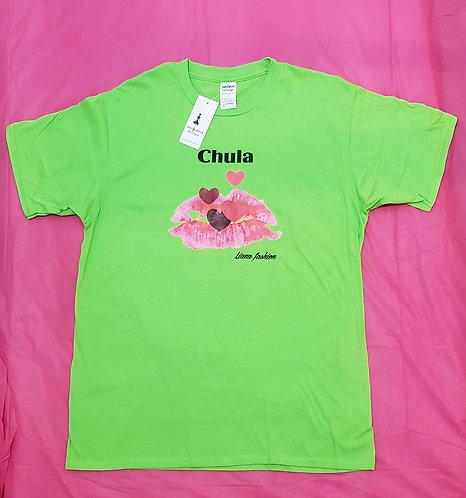 Liana Fashion.Graphic Tee/Chula