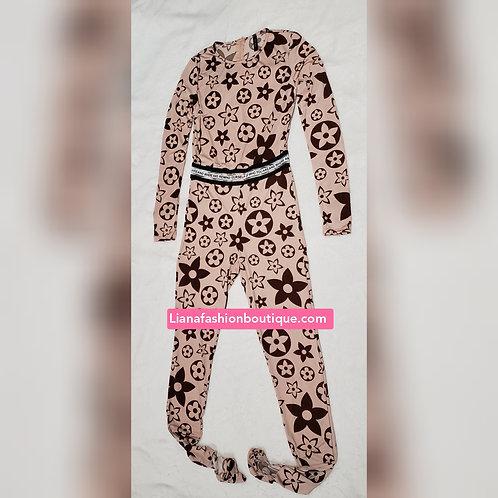 Bodycon Jumpsuit Long Sleeve