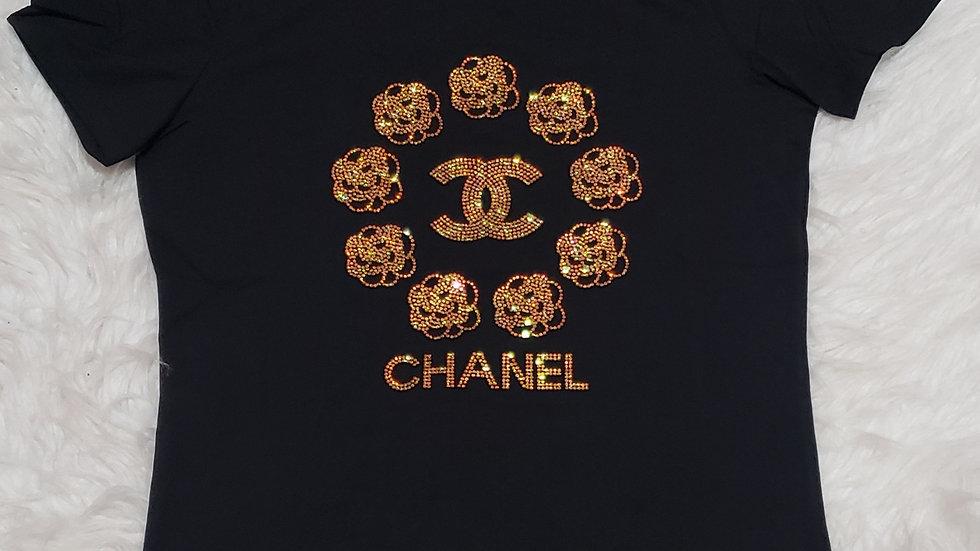 Chanel Inspired Fashion Tee