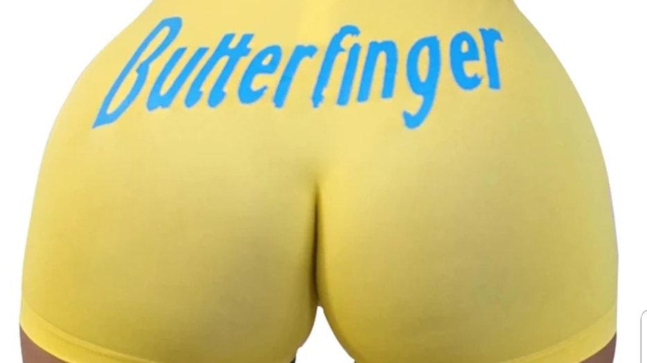 Booty short/Butterfinger yellow
