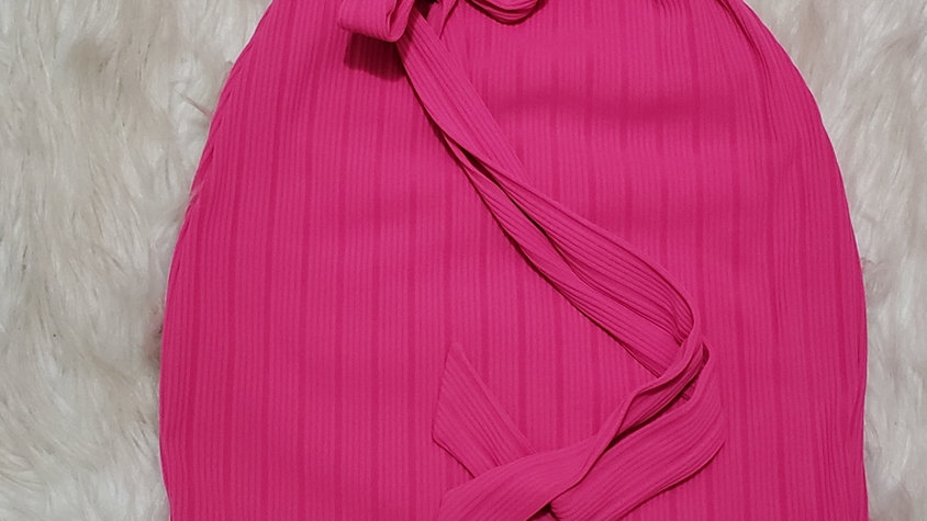 Bodycon dress/hot pink