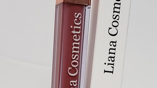 Matte Highly Pigmented Liquid Lipstick Nude Long Lasting,waterproof Moisturizing
