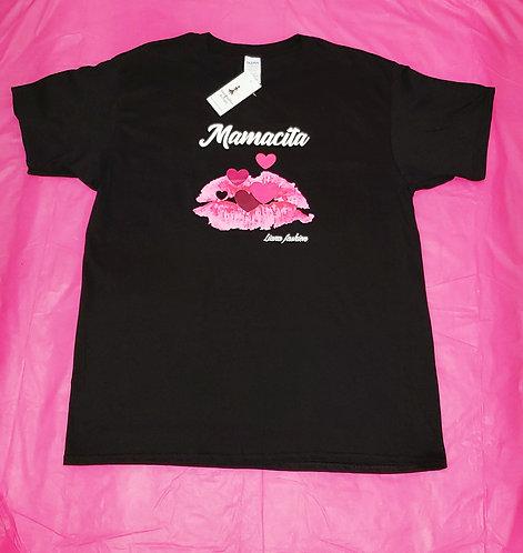 Liana Fashion.Graphic Tee/Mamacita