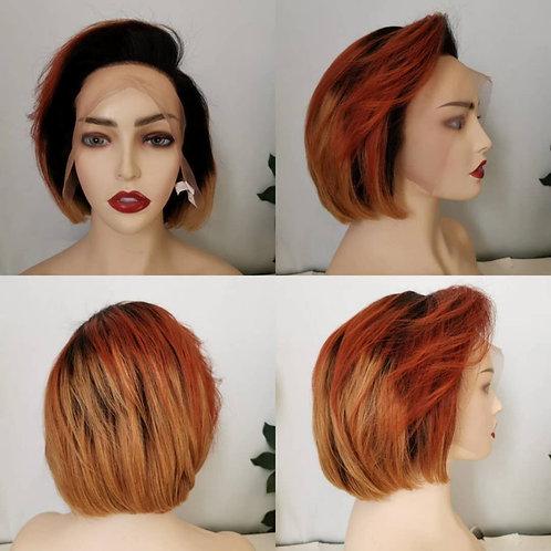 "Customized shorcut wig 8"""