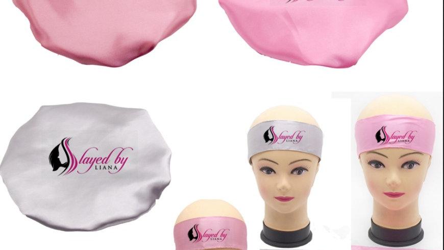 Liana Sleep Bonnet and Headband
