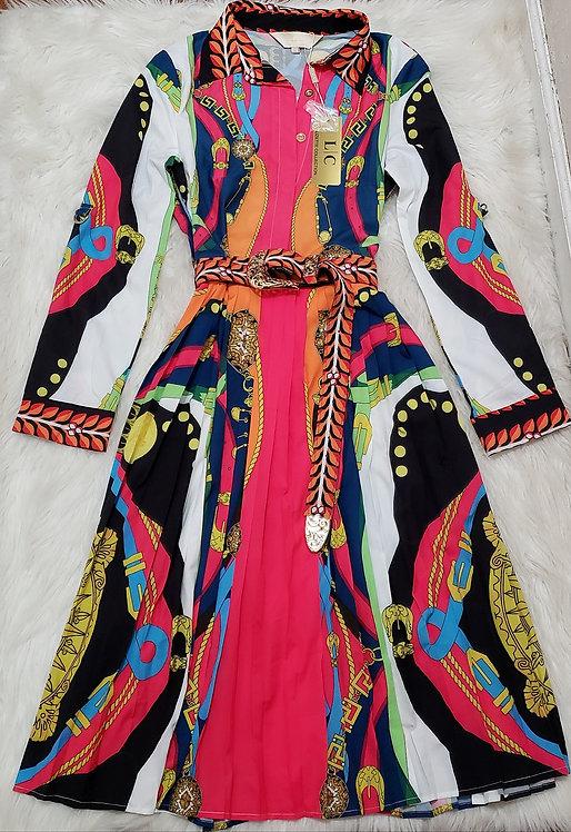 Inspired Multi/color dress