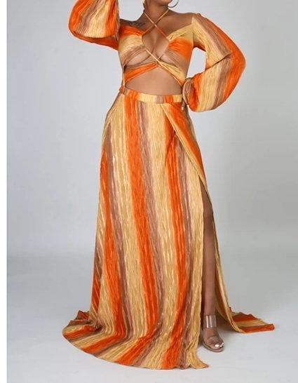 Long Fashioned dress