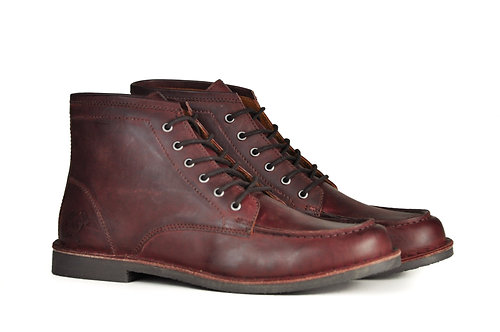 The Cooper   Oxblood Leather