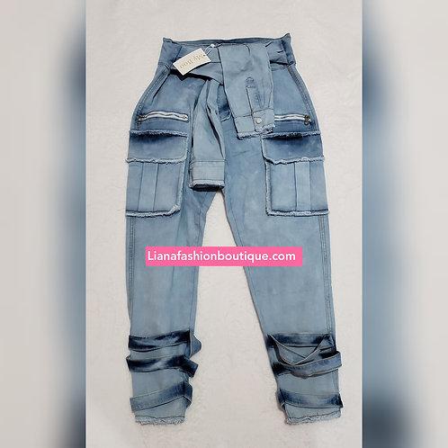 Stylish Denim Pants