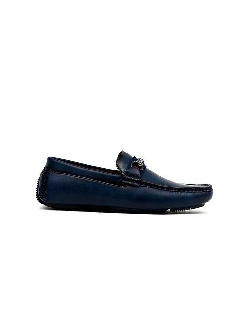 Burnish Loafer Navy