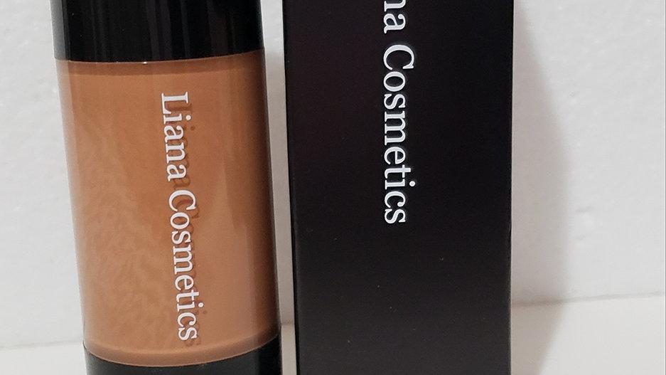 Face Liquid Foundation Cream Concealer,Moisturizing Oil Control Long Lasting.