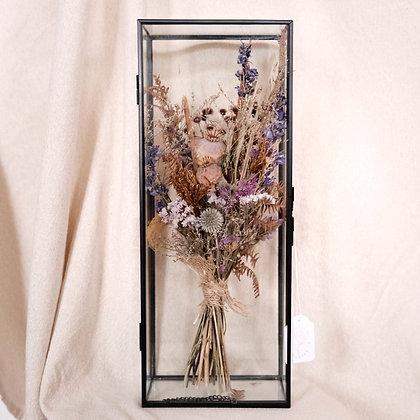 Botanische Lijst 3D 42x16.5x9cm
