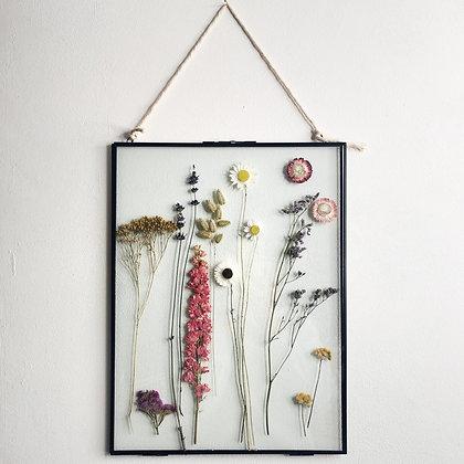 Botanische lijst 30x40cm