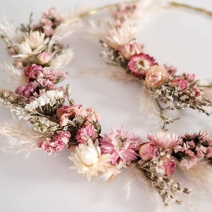 Set bloemenkransen