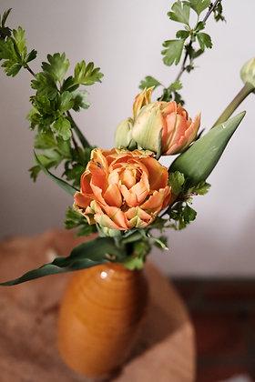 Vaasje Tulpen