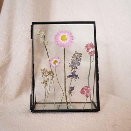 Staande Botanische Lijst 13x18cm