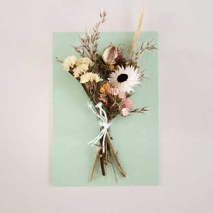 Bloemenkaart 'Natural'