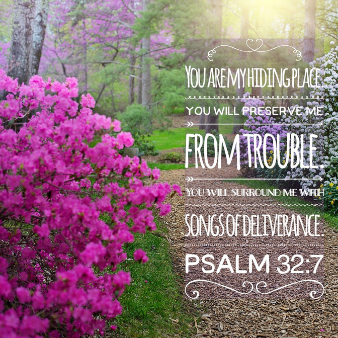 Daily Bible Verse About Times Of Trouble - Bible Time - Bible Verses