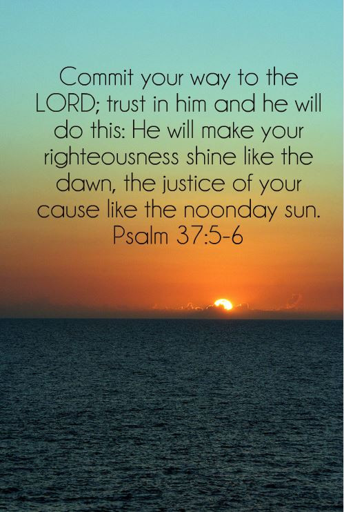 Daily Bible Verse About Trusting God - Bible Time - Bible Verses