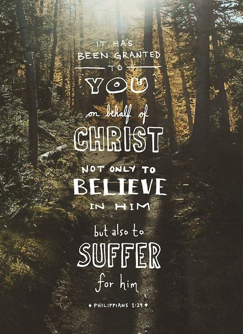 Daily Bible Verse About Suffering For Christ - Bible Time - Bible Verses