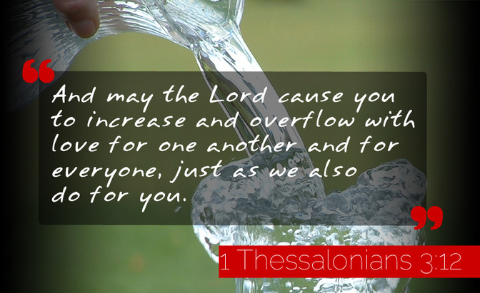 Daily Bible Verse On Loving Others - Bible Time - Bible Verses