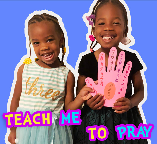 Making Prayer Time Fun for Kids - Five Creative Ideas to Teach Children to Pray - Bible Time