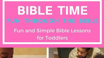 The Story of Creation for Kids - Fun Through the Bible - Children's Crafts, Bible Songs & Activities