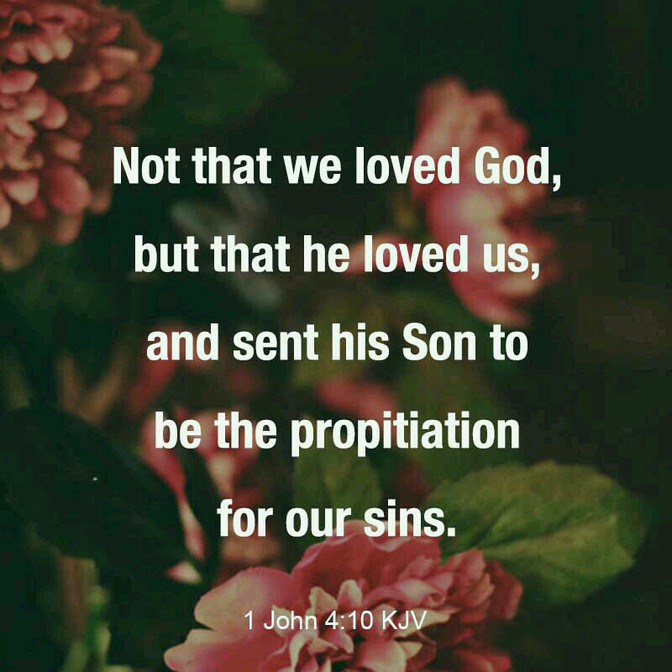 Daily Bible Verse - Bible Verses about Gods Love