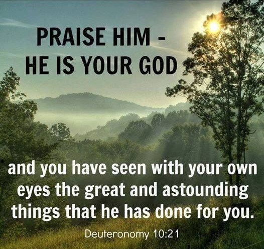 Daily Bible Verse About Praising The Lord - Bible Time - Bible Verses