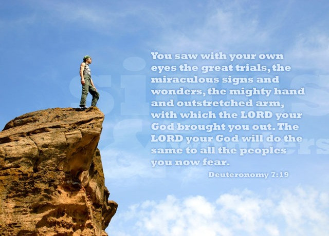 Daily Bible Verse About Miracles Of God - Bible Time - Bible Verses