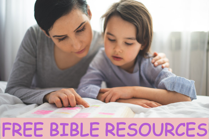 Part 1: The Anatomy of the Bible: Old and New Testament | FUN Ways to Teach the Bible to Children