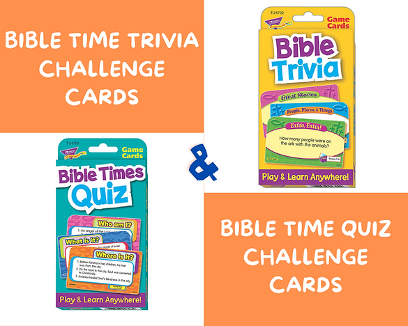 Bible Times Trivia and Quiz Challenge Ca