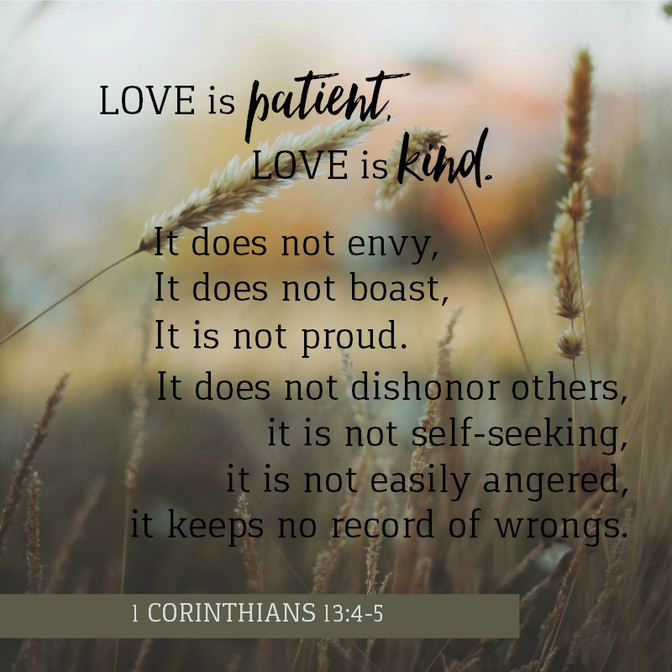 Daily Bible Verse On The Love Of Christ - Bible Time - Bible Verses