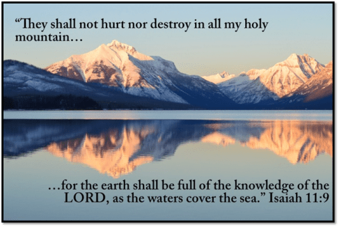 Daily Bible Verse About The Knowledge Of God - Bible Time - Bible Verses