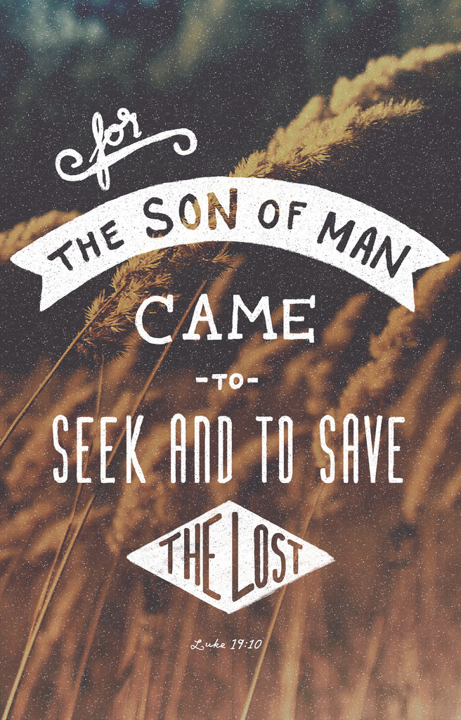 Daily Bible Verse About Being Saved Through Jesus - Bible Time - Bible Verses