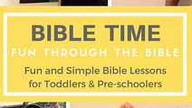 God Calls Abraham Bible Story - Fun Through the Bible - Children's Crafts, Bible Songs & Activities