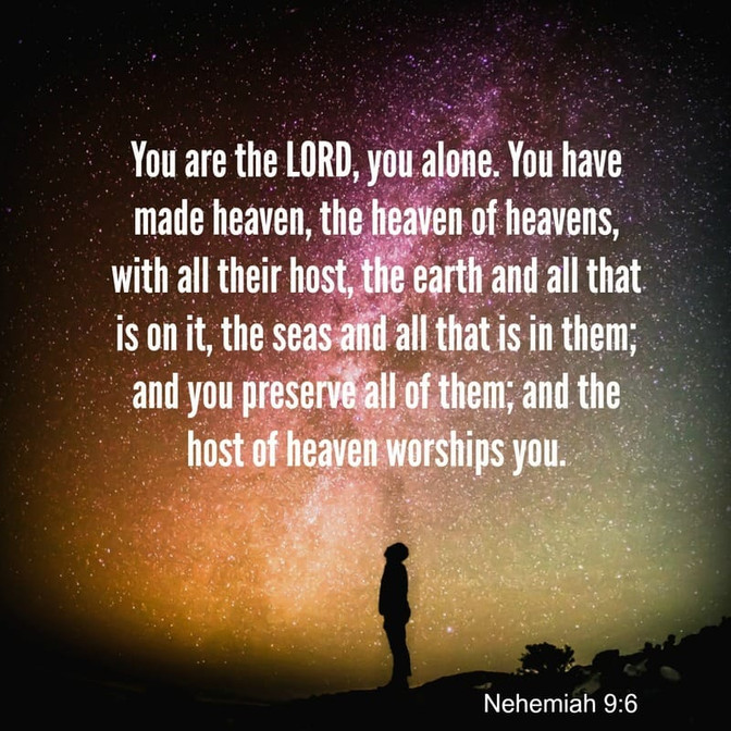 Daily Bible Verse About Creation - Bible Time - Bible Verses