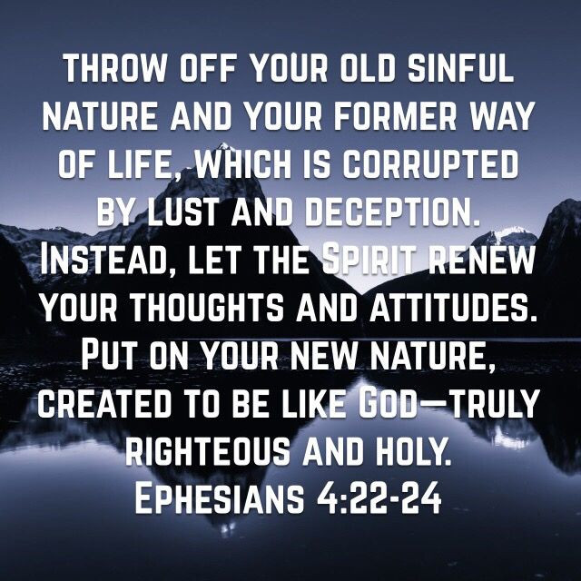 Daily Bible Verse About Leaving Old Ways Behind - Bible Time - Bible Verses