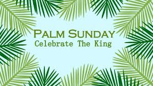 Daily Bible Verse About Palm Sunday - Bible Time - Bible Verses