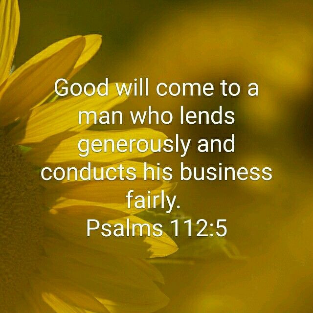 Daily Bible Verse About Generosity - Bible Time - Bible Verses