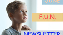 June Bible Time F-U-N Newsletter - Fun Facts and News you Can Use