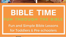 Jacob's Ladder Kid's Bible Story - Fun Through the Bible - Crafts, Bible Songs & Activities