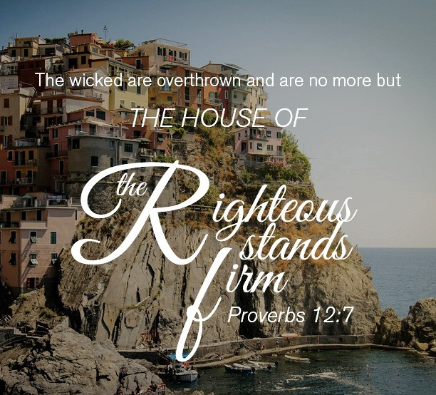 Daily Bible Verse About Rewarding The Righteous - Bible Time - Bible Verses