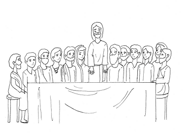 the-last-supper-coloring-page