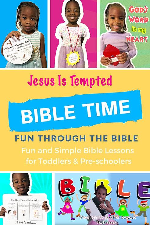 Childrens-Bible-Lesson-about-jesus-tempt