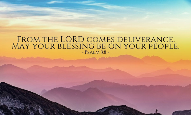 Daily Bible Verse About Deliverance - Bible Time - Bible Verses