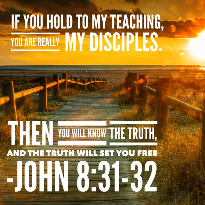 Daily Bible Verse About Truth - Bible Time - Bible Verses