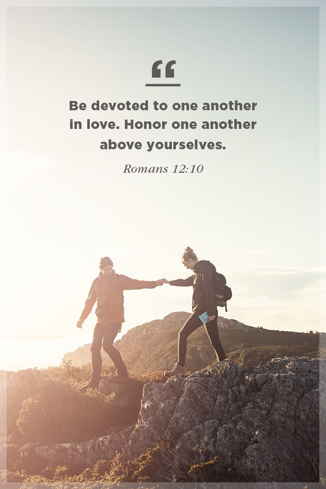 Daily Bible Verse About Honoring Others - Bible Time - Bible Verses