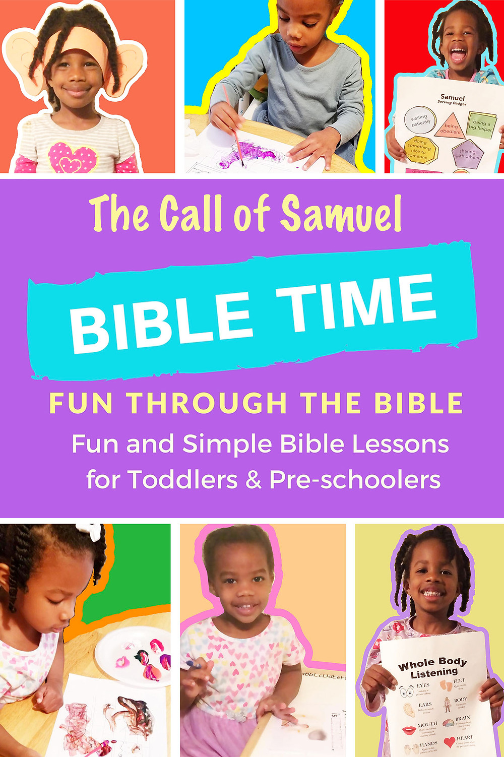 samuel bible stories