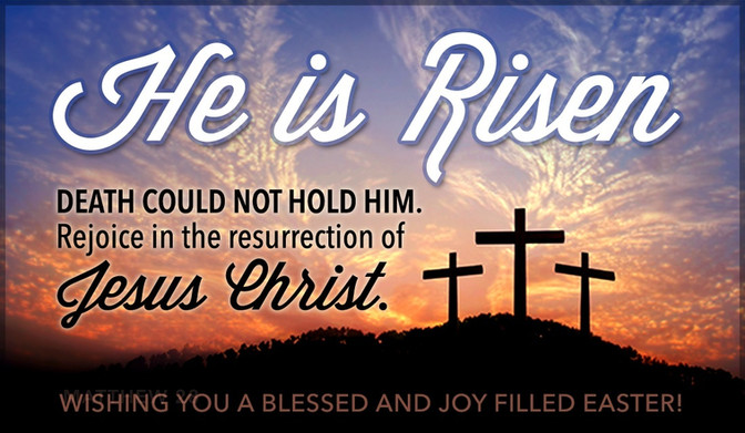Daily Bible Verse About Easter Sunday - Bible Time - Bible Verses